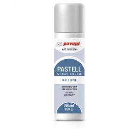 Spray alimentar albastru pastel 250 ml Pavoni