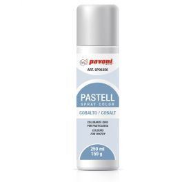 Spray alimentar cobalt pastel 250 ml Pavoni