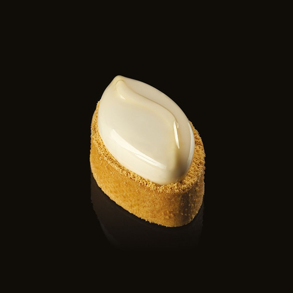 Forma silicon 3D Pavoflex SHELL Fusto 300 x 175 mm - 9 cavitati 86 x 41 x h 22 mm  Pavoni