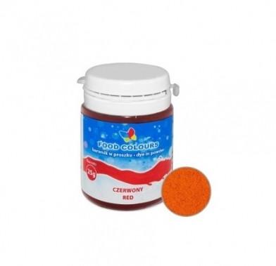 Colorant alimentar 25g rosu WS-P-024  FC