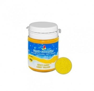 Colorant alimentar 25g galben deschis WS-P-001 FC