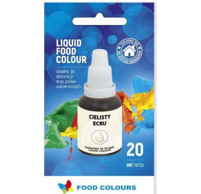 Colorant lichid alimentar 20g ecru WS-La28  FC
