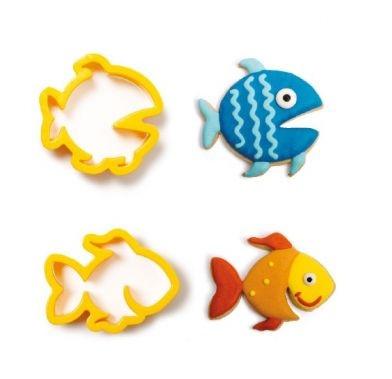 Decupatoare Fishes   2buc/set 0255190 DER