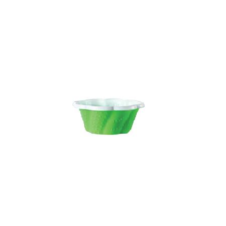 Pahare catering p/u inghetata Joy Green 130ml 048102030  ACS 50 buc
