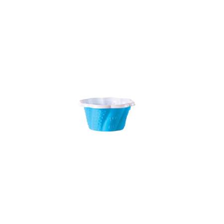 Pahare catering p/u inghetata Joy Light Blue  ACS 50 buc