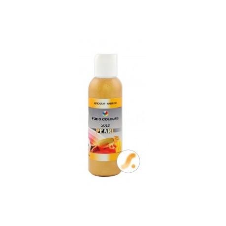 Colorant alimentar 135 ml auriu WS-LP-35 FC