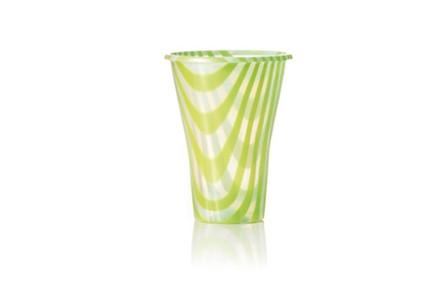 Pahare catering p/u bauturi Green S 300ml 049/3 ACS 50 buc