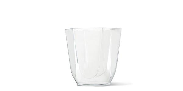 Pahar catering EXA 120 ml transparent HEXAGON 257101230C 50 buc ACS
