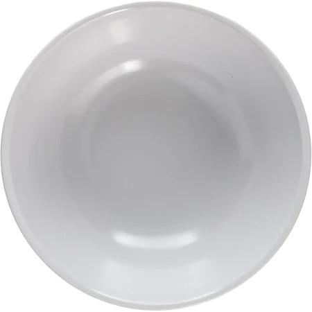 Bol  rotund alb d 12.8  cm H 5.7 cm Vol. 0.4 L  62786_LAC