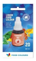 Colorant lichid alimentar 20g rosu WS-La06  FC