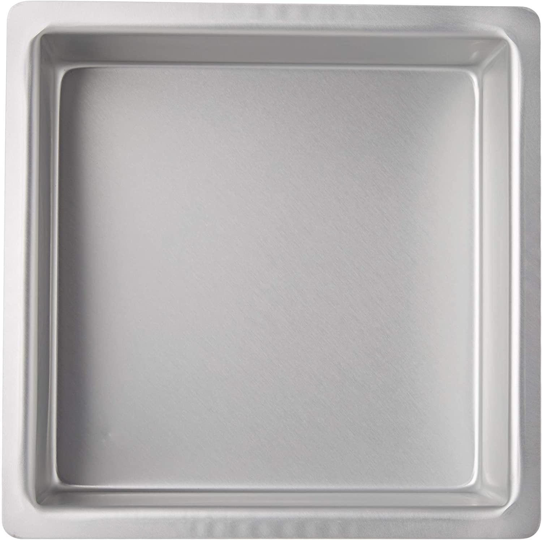 Forma de copt patrata din aluminiu 25x25x10cm 0062606 DER