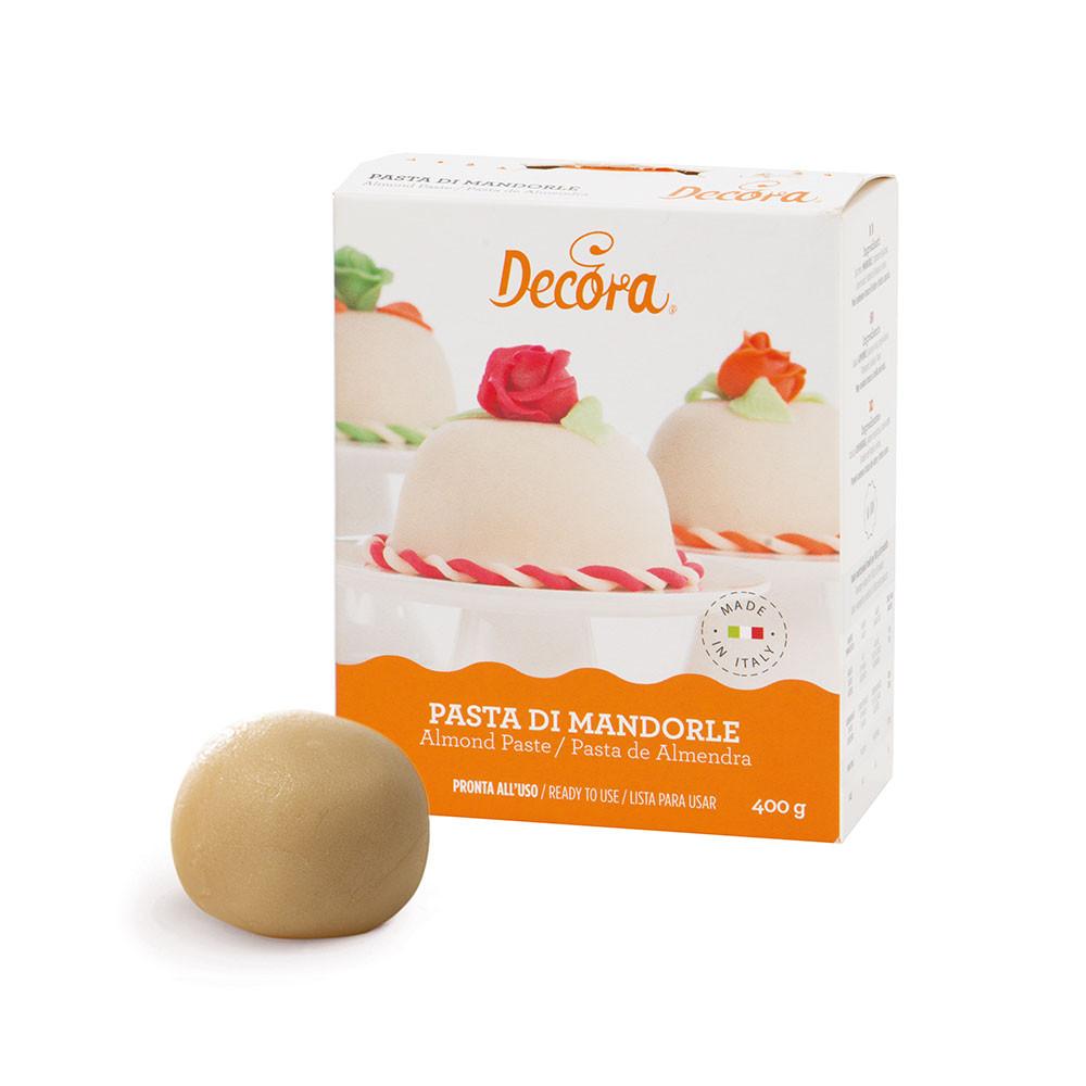 Pasta de migdale 400 gr 0300202 DER