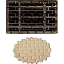 Forma din plastic Patchwork Straight Brick Design 75x115 mm 54024 CSL