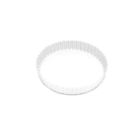 Forma din hartie muffin ALB 55gr. art.2 25x62 mm h 18.5mm  2000 buc 1BC2001PR0200_BND