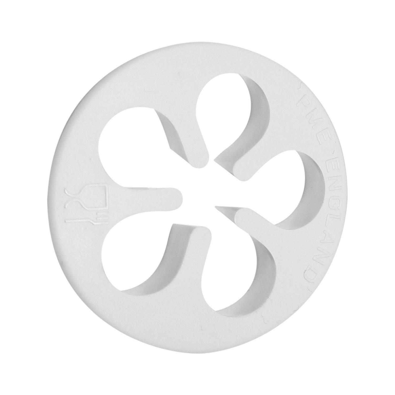 Forma din plastic pentru icing FP506- floare