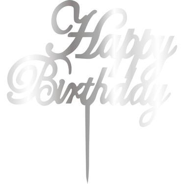 Topper - Happy Birthday 175x100 mm 14436 CSL