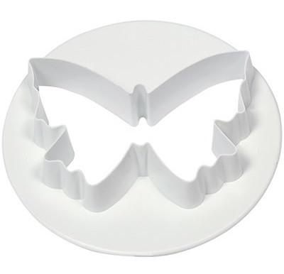 Forma din plastic pentru icing BU491- fluturasi set 2 buc
