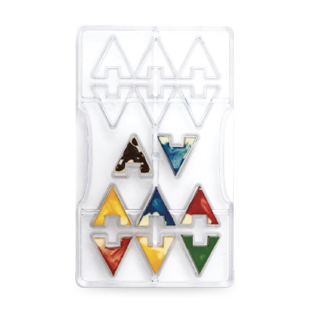 Forma din policarbonat TRIANGLE 0050122 DER