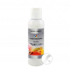 Colorant alimentar 135ml argintiu WS-LP-30 FC