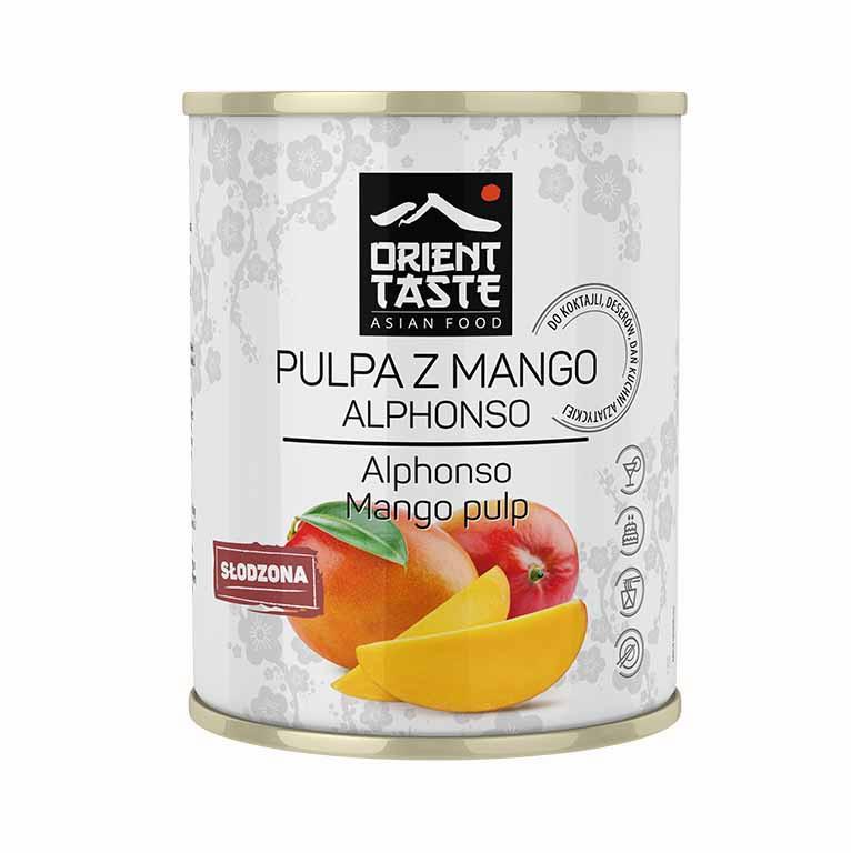Pulpa de mango cu zahar KESAR 3100 ml GT
