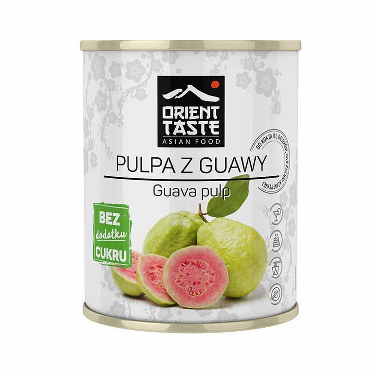 Pulpa din guava 850 ml GT