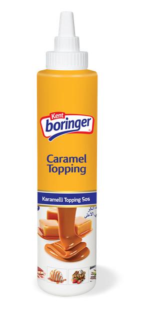 Topping CARAMEL 750G KENT