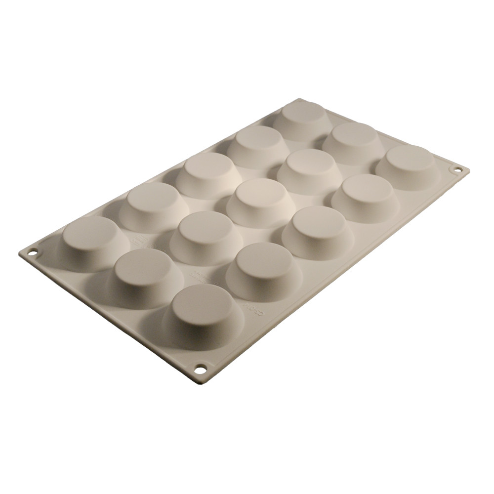Forma din silicon  PCS-014 / 15 TARTOLET d 50mm  H15mm 52009   CSL