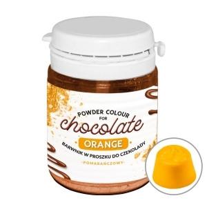 Colorant alimentar praf liposolubil 20g oranj WS-P-205 FC