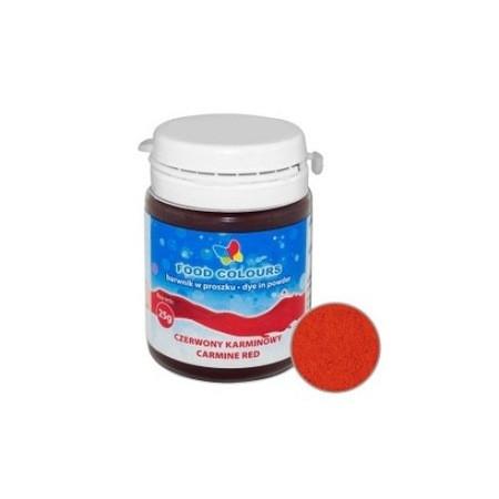 Colorant alimentar 25g rosu carmin WS-P-032 FC