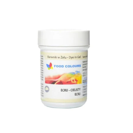 Colorant alimentar in gel cream 35g WSG-020 FC